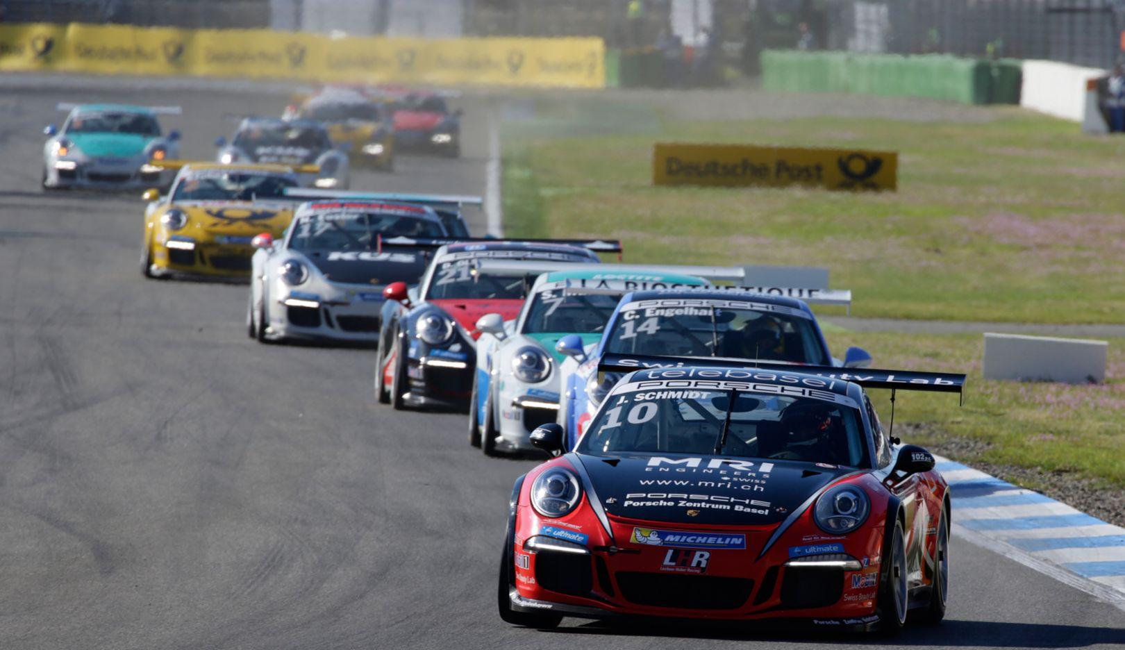 Porsche Carrera Cup Deutschland, 2016, Porsche AG