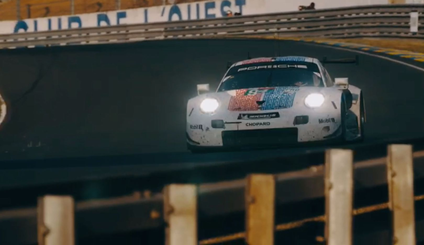 911 RSR (94), race, FIA WEC, Le Mans, 2019, Porsche AG
