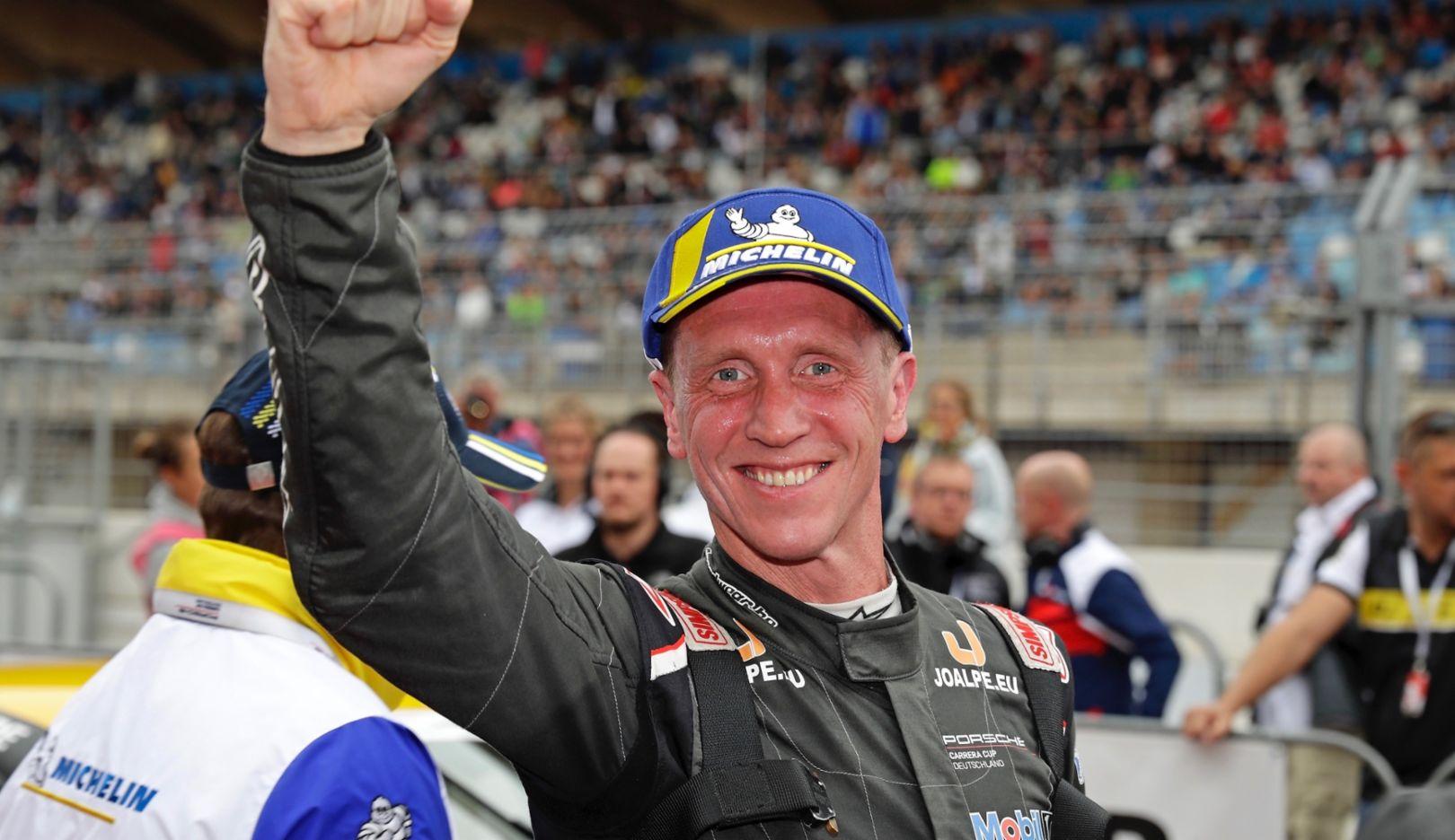 Jaap van Lagen, Porsche Carrera Cup Deutschland, Lauf 10, Zandvoort, 2018, Porsche AG