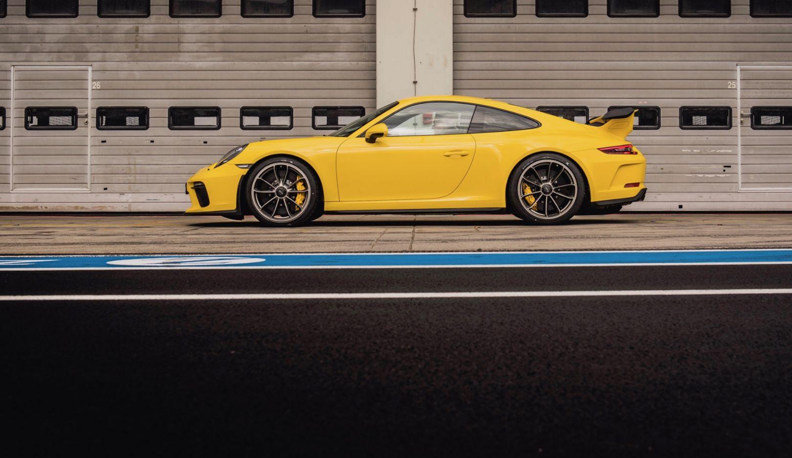 911 GT3, Nürburgring, 2017, Porsche AG