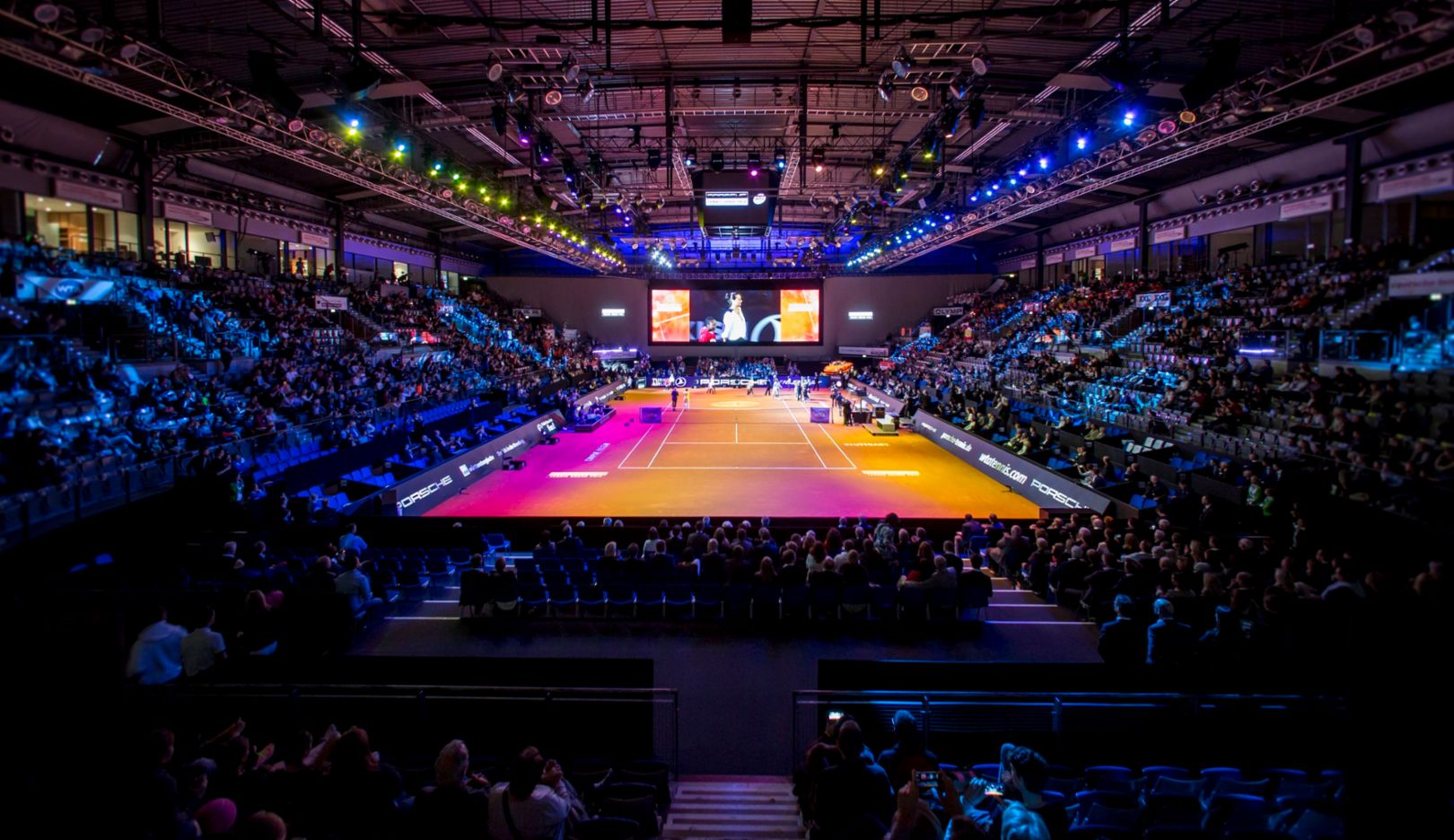 Porsche-Arena, 2017, Porsche AG