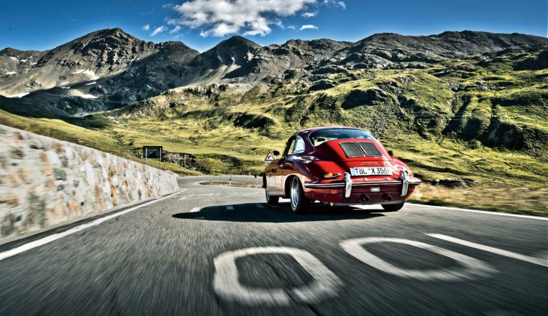 Alpine climber: