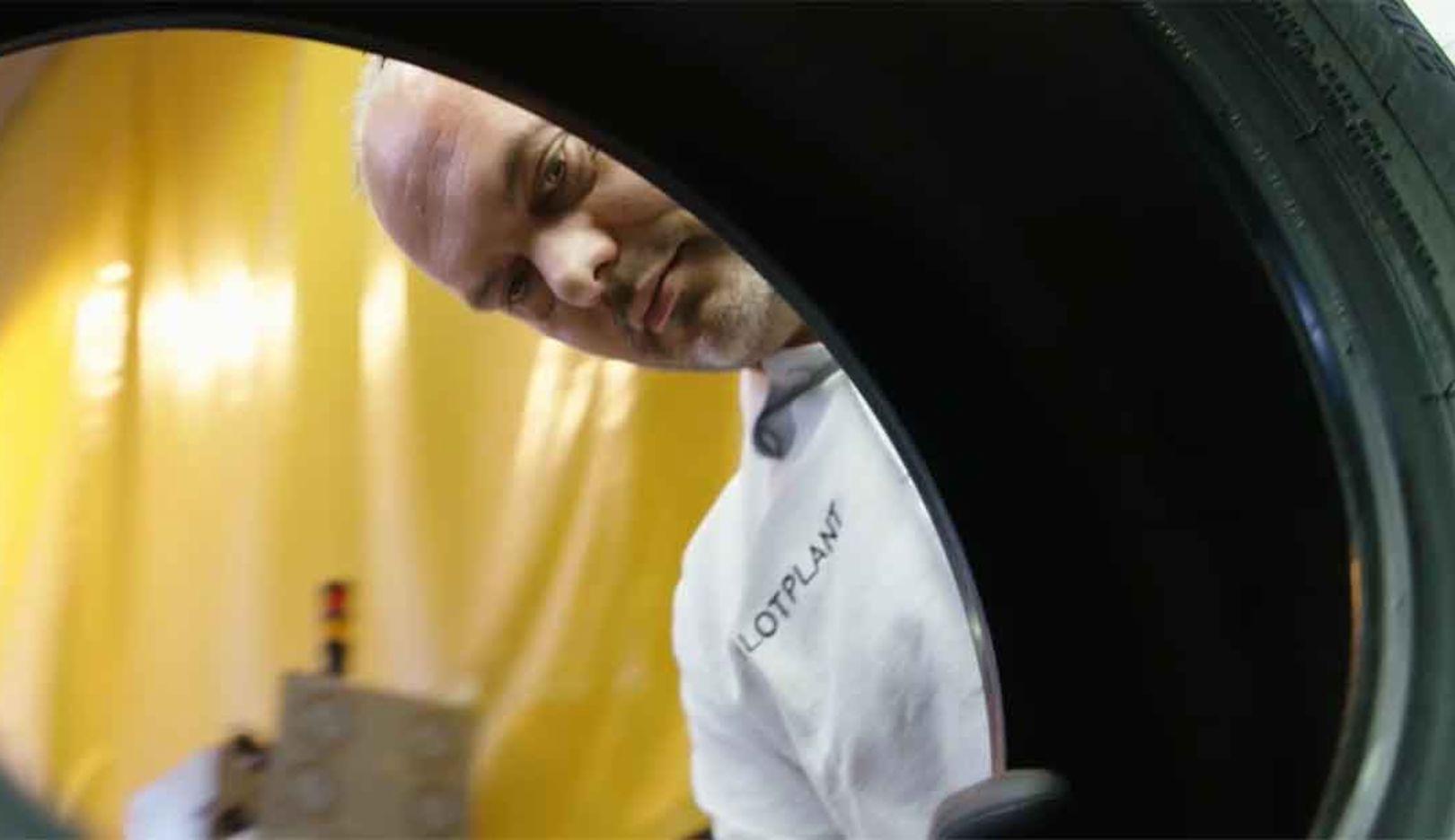 Bridgestone, 2018, Porsche AG