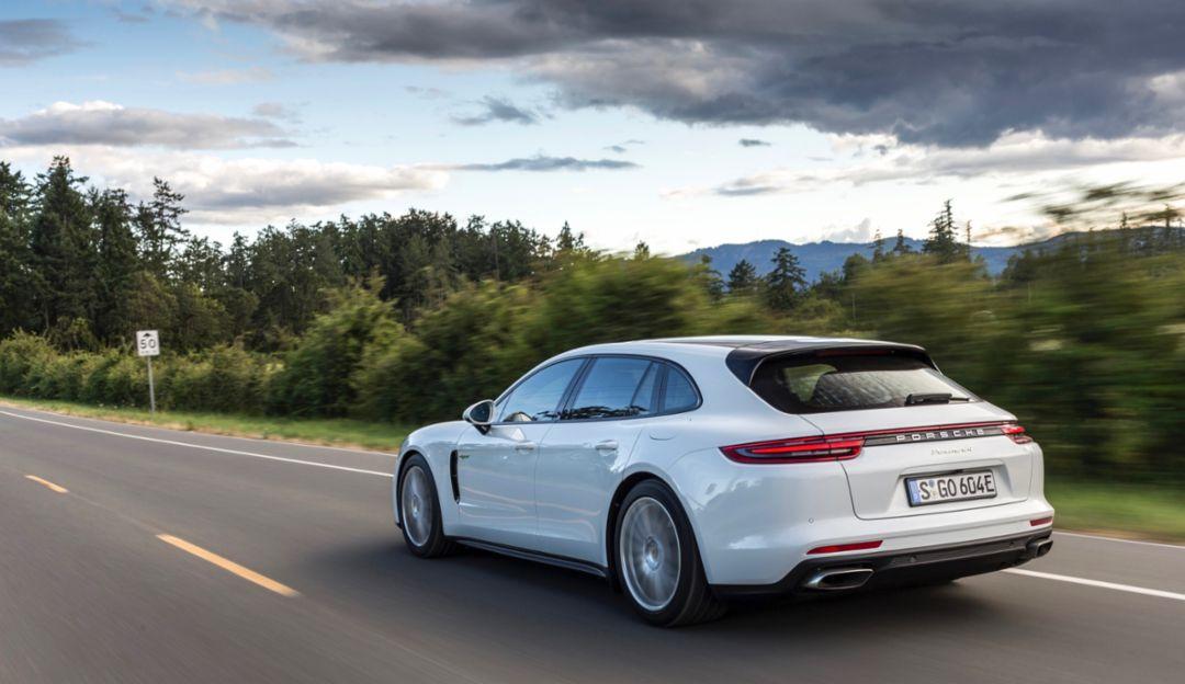 Panamera 4 E-Hybrid Sport Turismo, 2019, Porsche AG