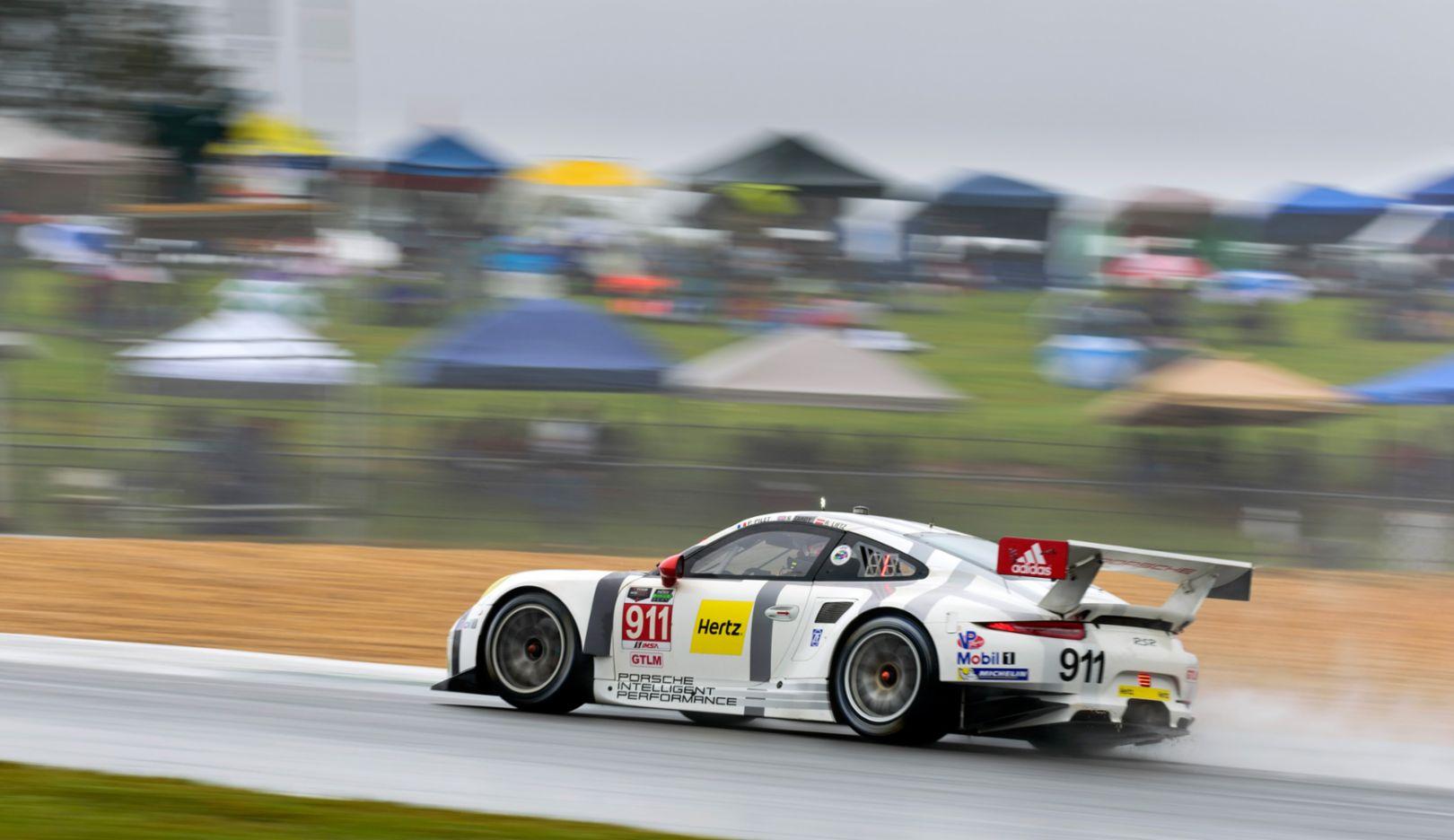 Porsche 911 RSR, United SportsCar Championship, Braselton/USA 2015, Porsche AG
