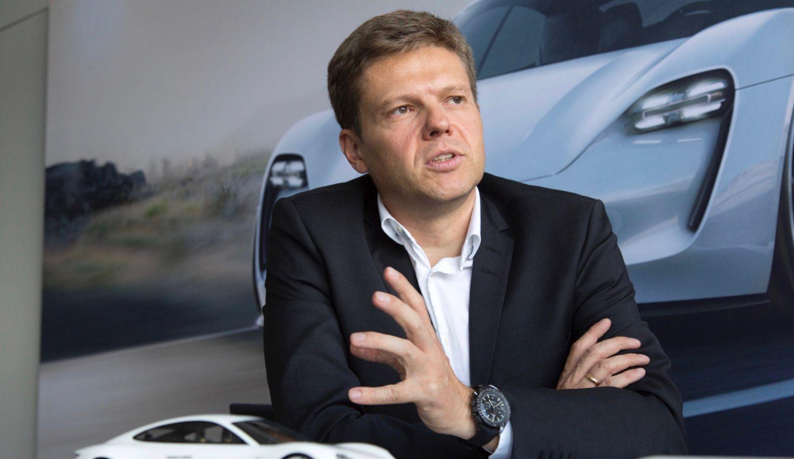 Stefan Weckbach, 2018, Porsche AG