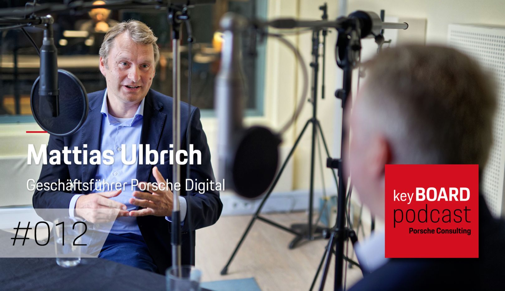 Porsche Consulting Podcast #012: Mathias Ulbrich