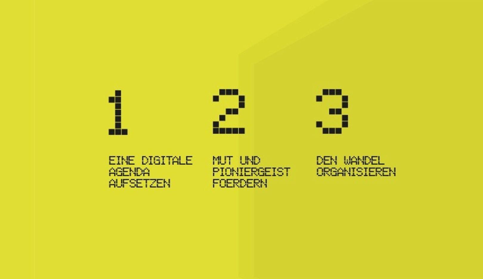 Digitaler Wandel, 2016, Porsche Consulting GmbH