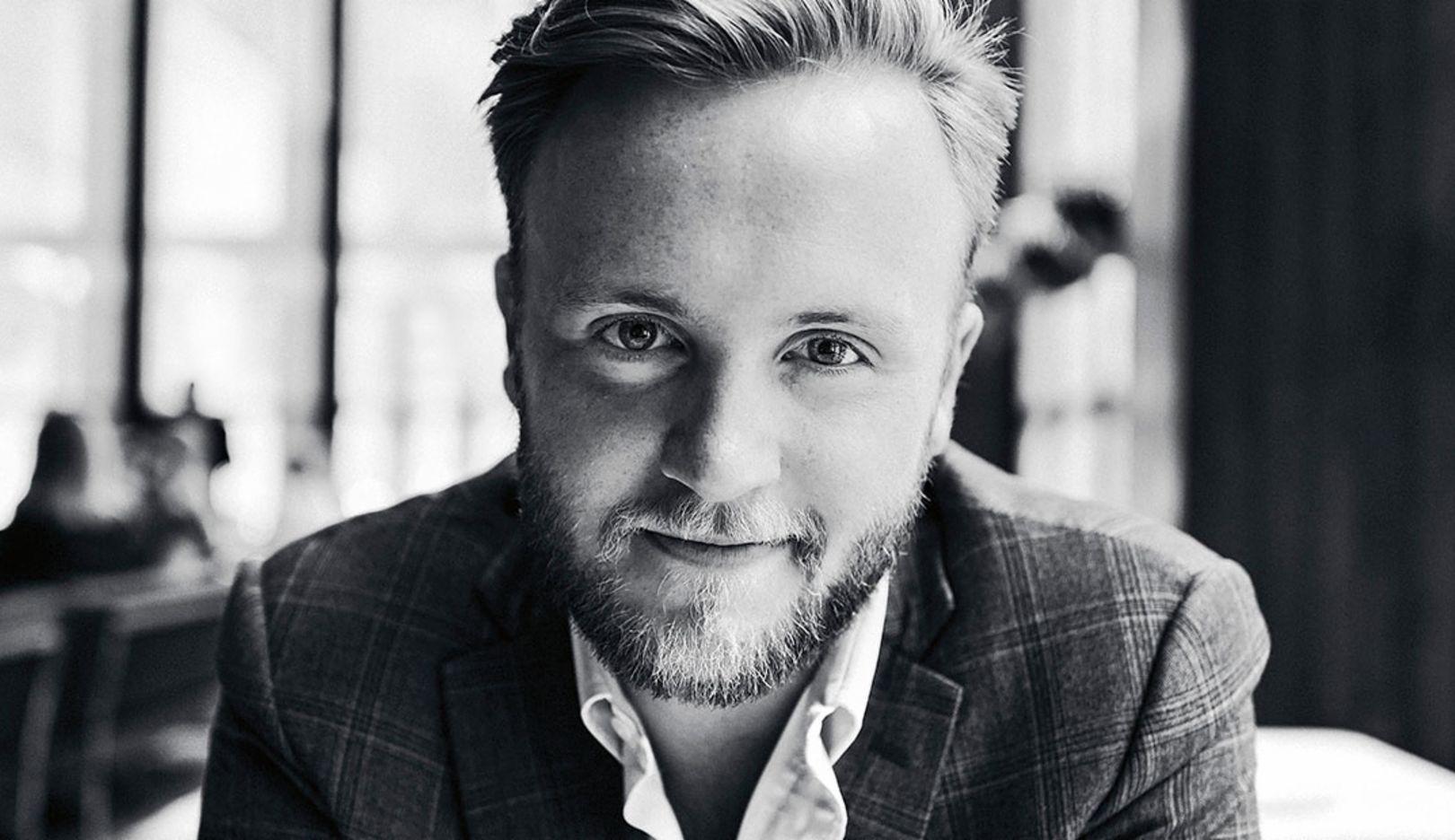 Ted Gushue, Editorial Director von Petrolicious, 2017, Porsche AG