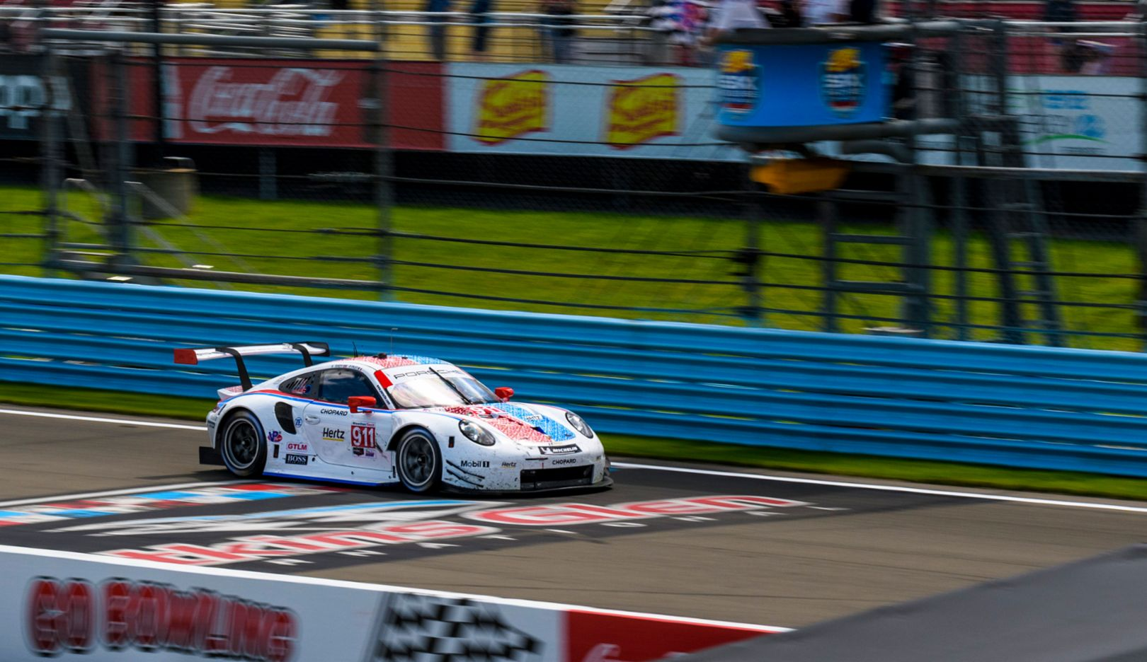 Porsche 911 RSR, IMSA WeatherTech SportsCar Championship, 2019, Porsche AG