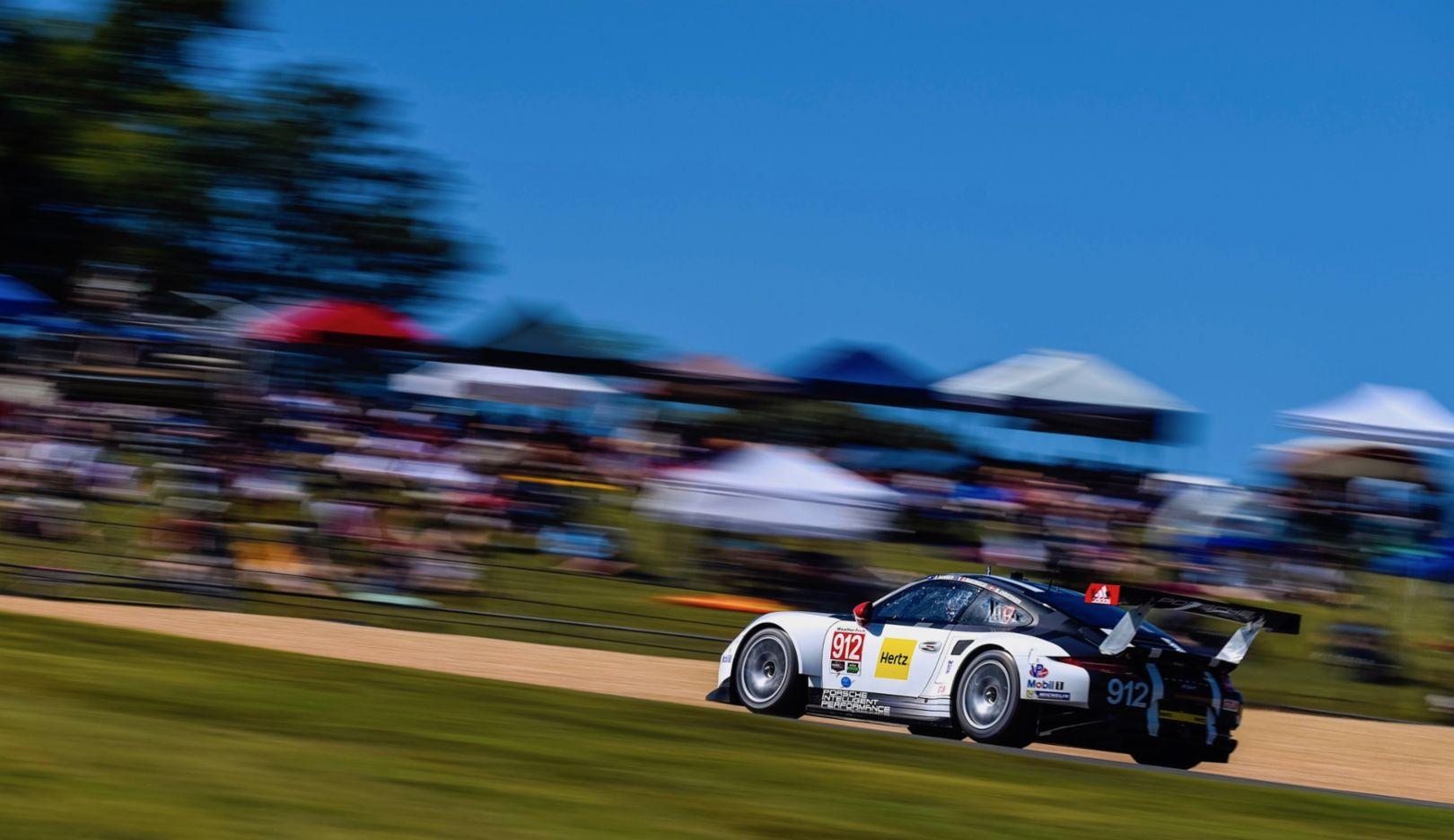 911 RSR, IMSA SportsCar Championship, Road Atlanta, 2016, Porsche AG