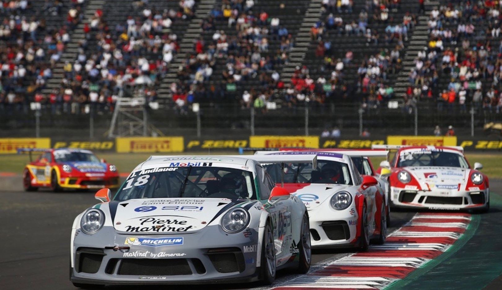Julien Andlauer, Porsche-Junior 2018, 911 GT3 Cup, 2017, Porsche AG