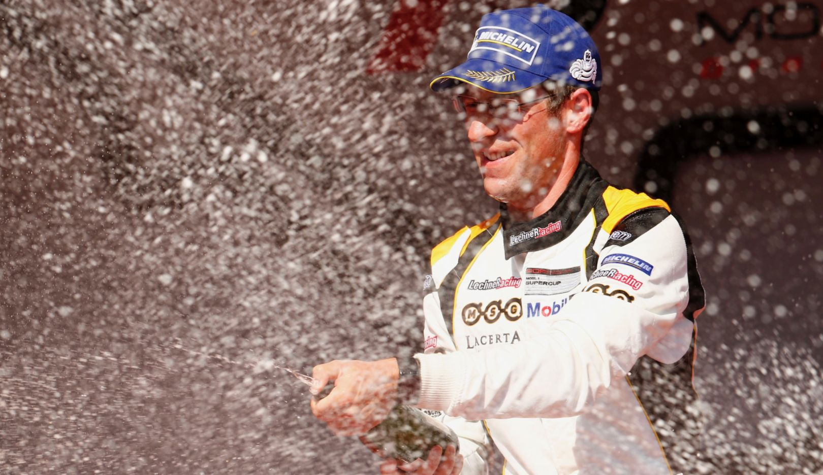 Michael Ammermüller, Monaco, Porsche Mobil 1 Supercup, 2017, Porsche AG