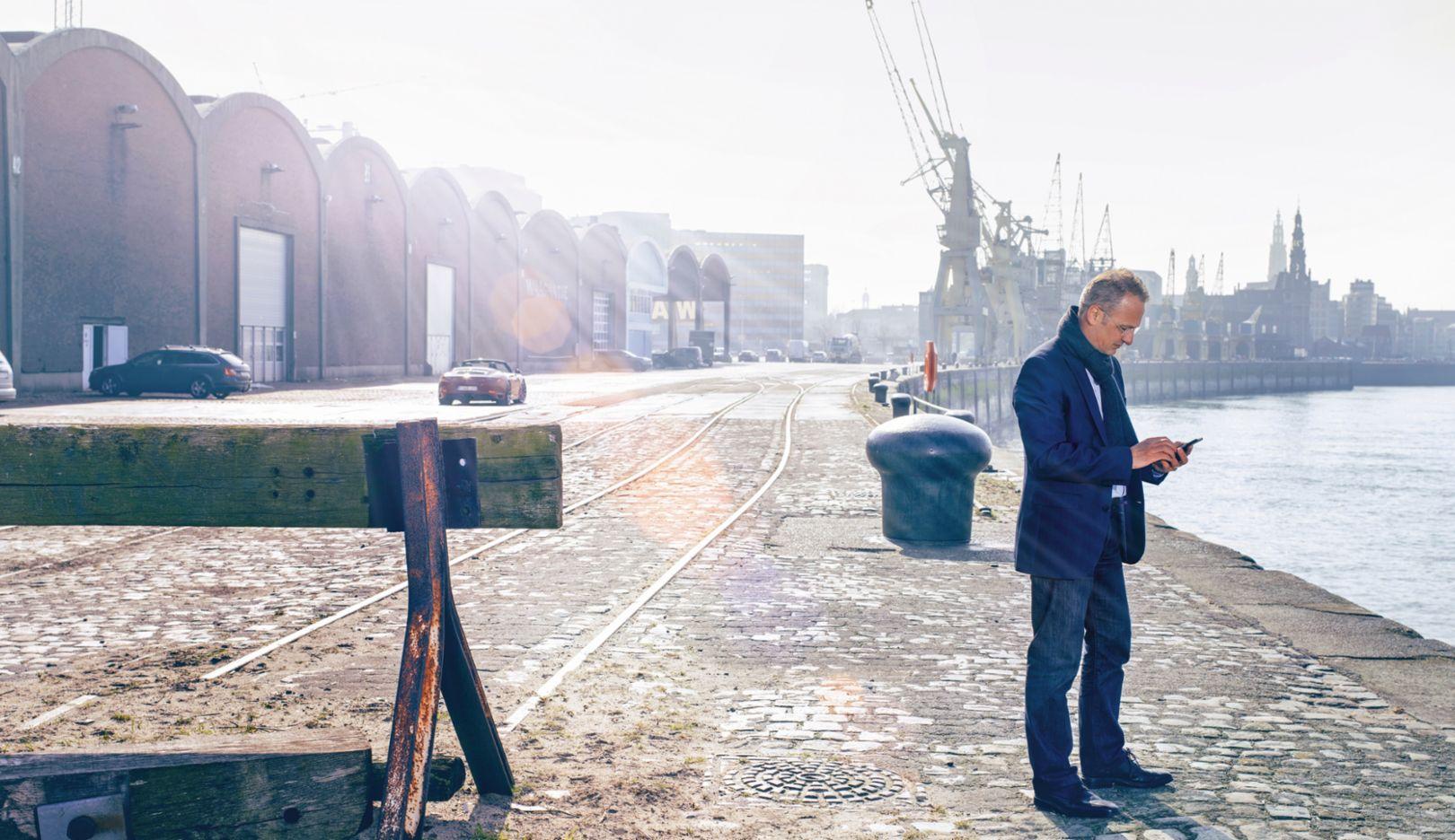 John Baekelmans, Antwerpen, 2016, Porsche AG