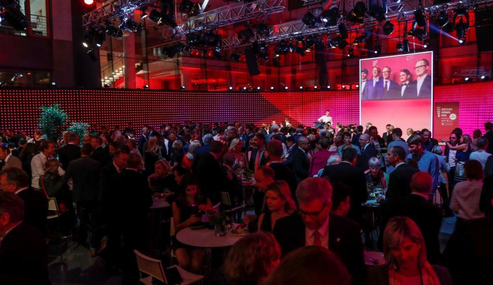 Deutscher Gründerpreis 2016