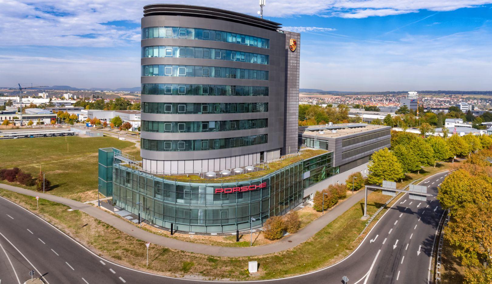 Porsche Financial Services, Bietigheim, 2018, Porsche AG