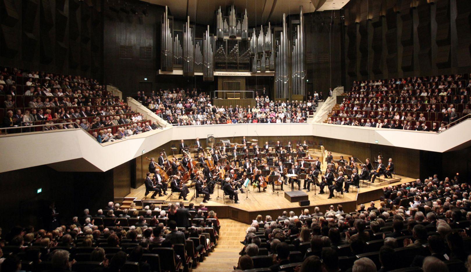 Gewandhausorchester Leipzig, 2015, Porsche AG
