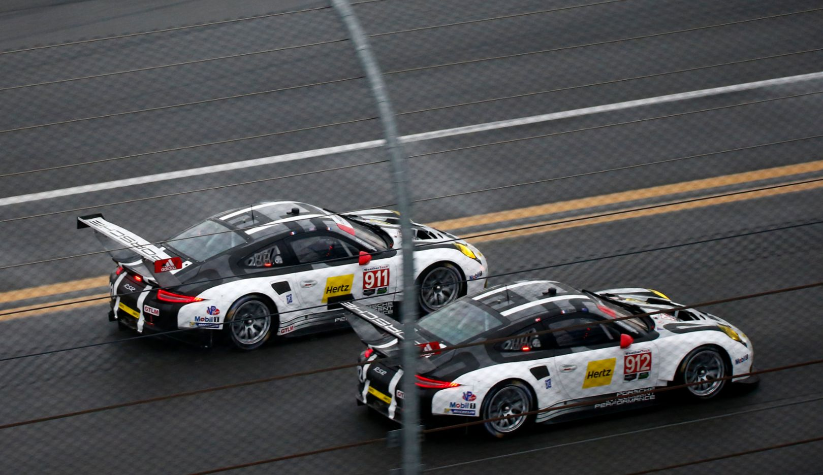 911 RSR, Daytona, 2016, Porsche AG