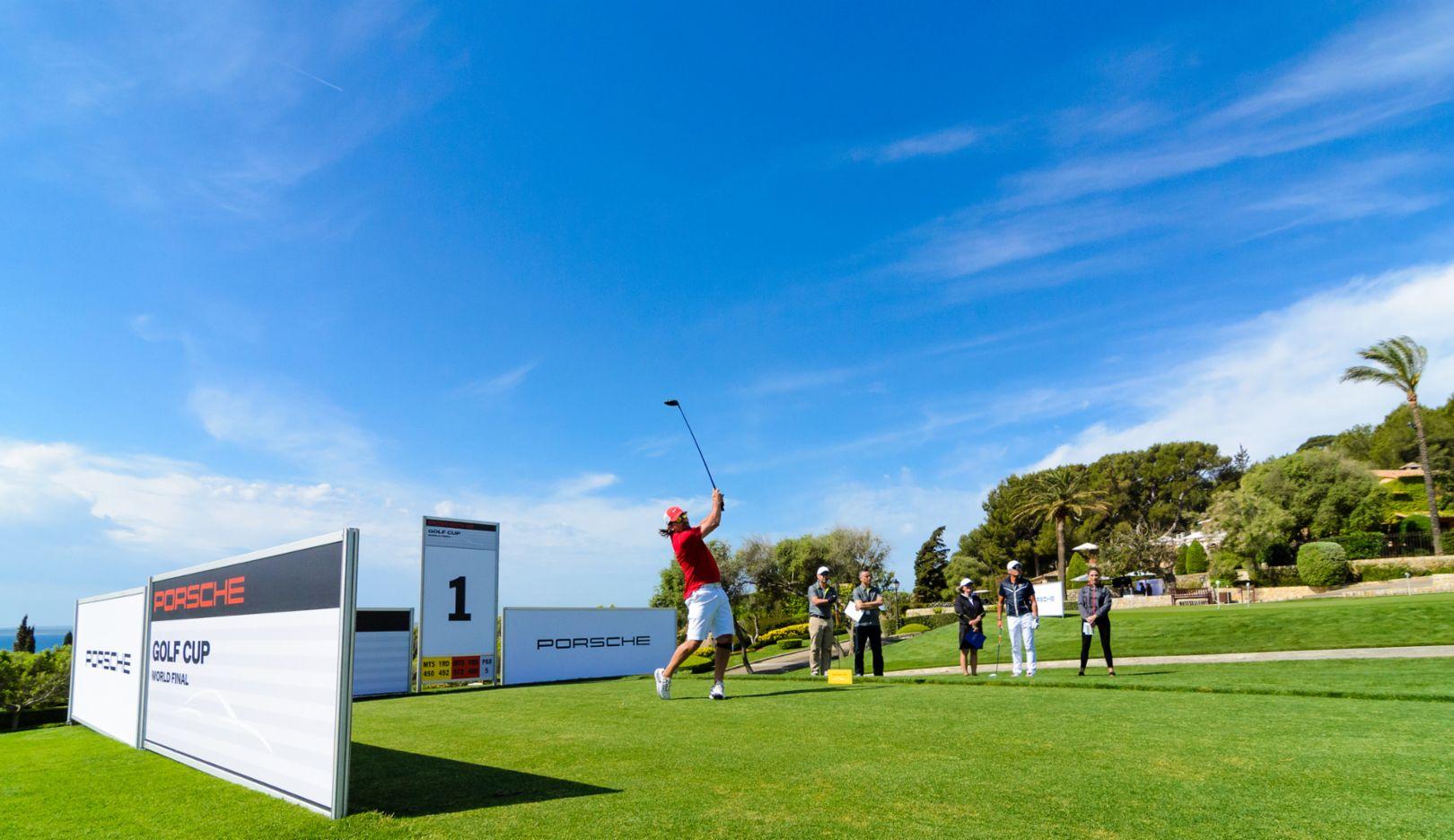 Club de Golf Alcanada, Porsche Golf Cup, Mallorca, 2015, Porsche AG