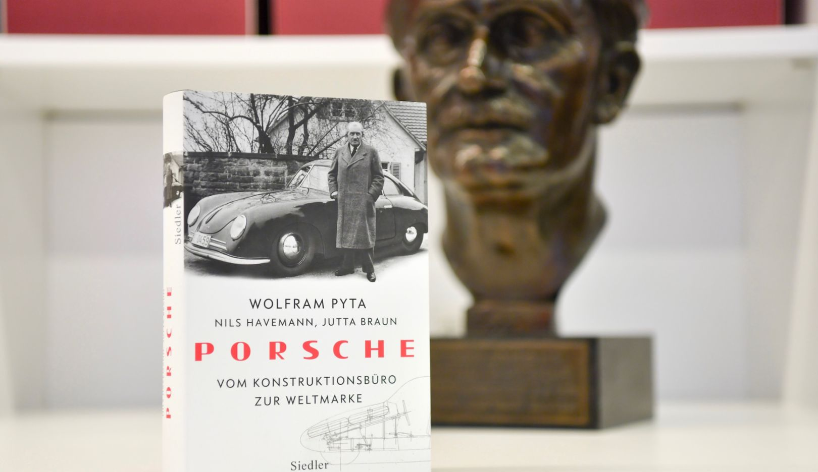 The history of the Porsche engineering office, 2017, Porsche AG