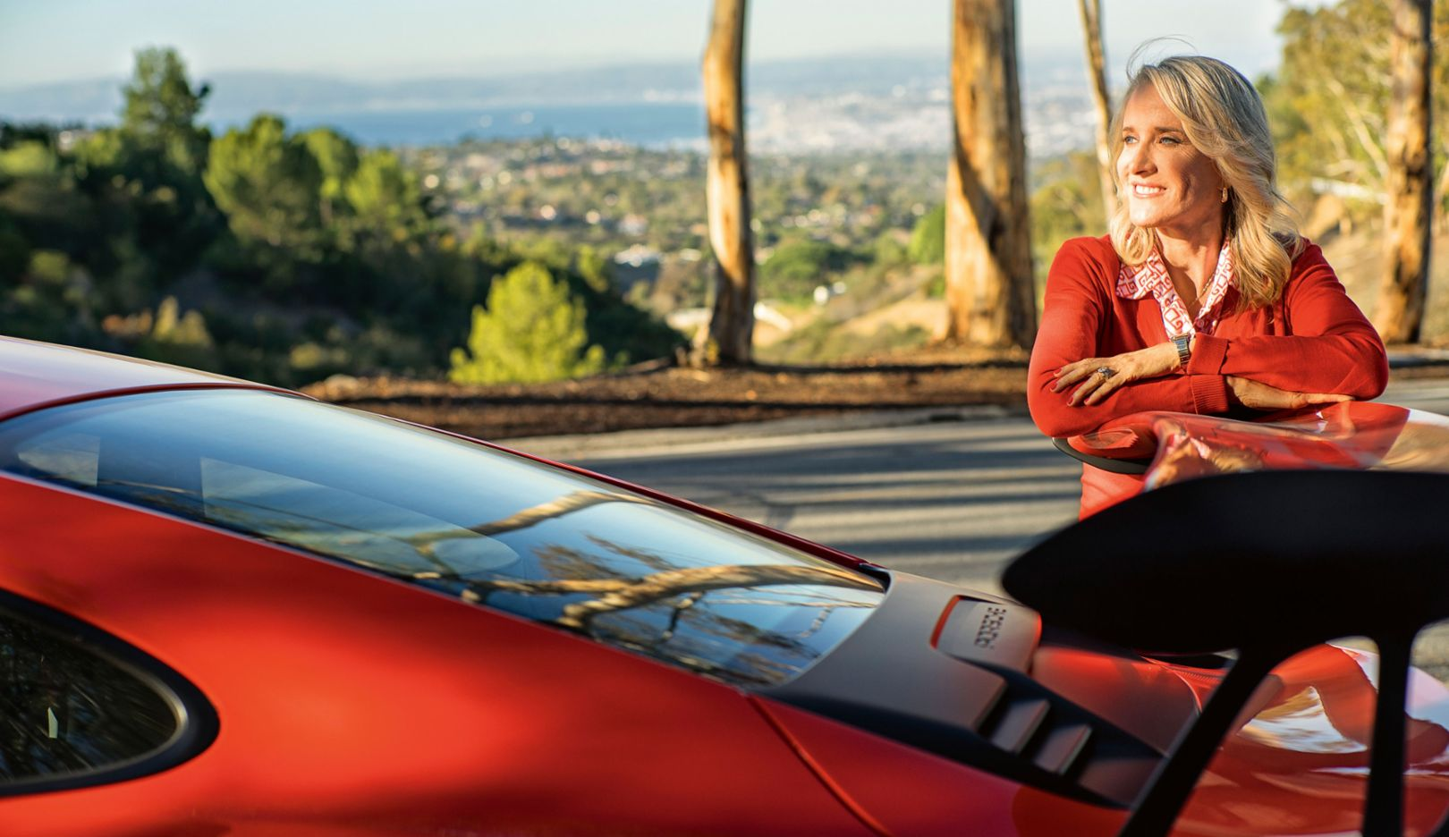 Porsche Driving School >> Tracy Austin: Career with full of ups and downs
