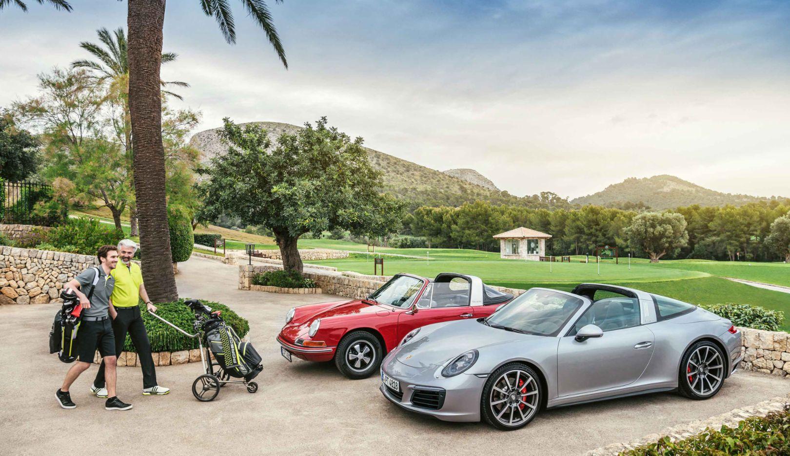Porsche Generations Open, Amateurgolf-Turnierserie, 2016, Porsche AG