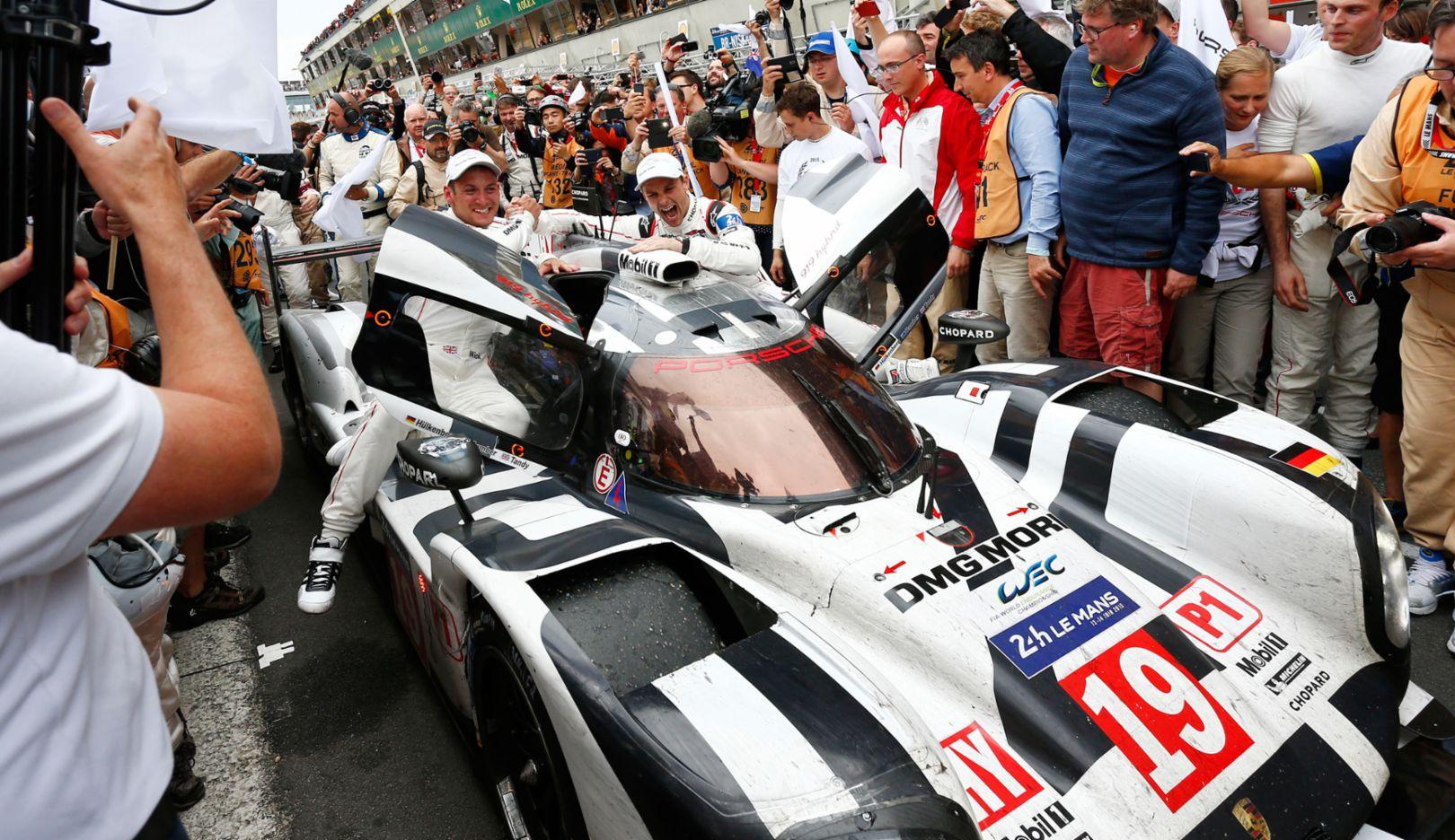 Der Tag nach Le Mans