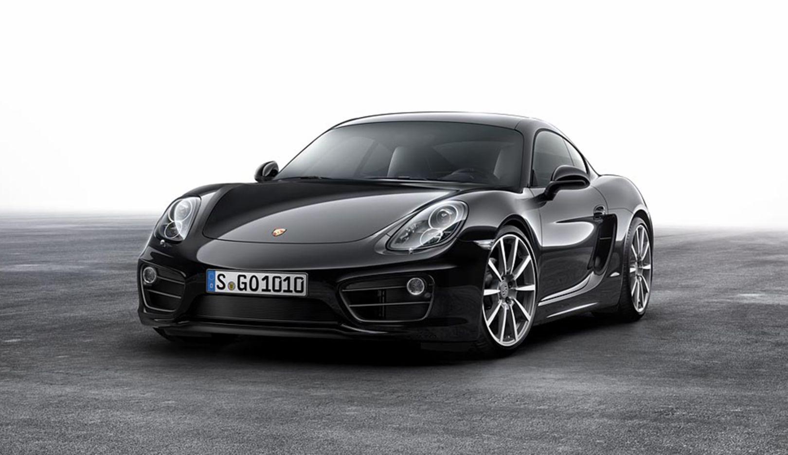 Cayman Black Edition, 2015, Porsche AG