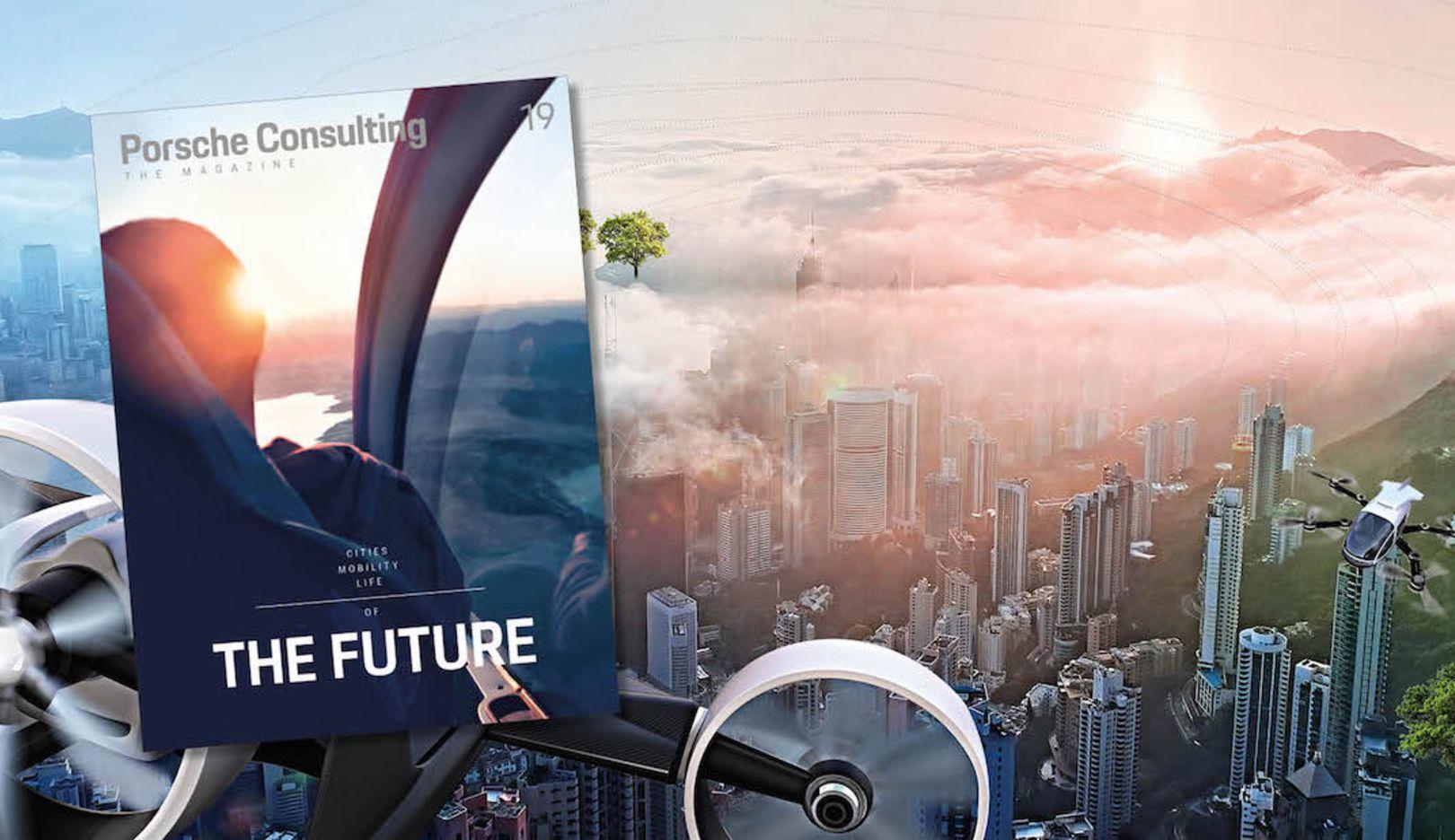 Porsche Consulting Magazine, 2018, Porsche AG