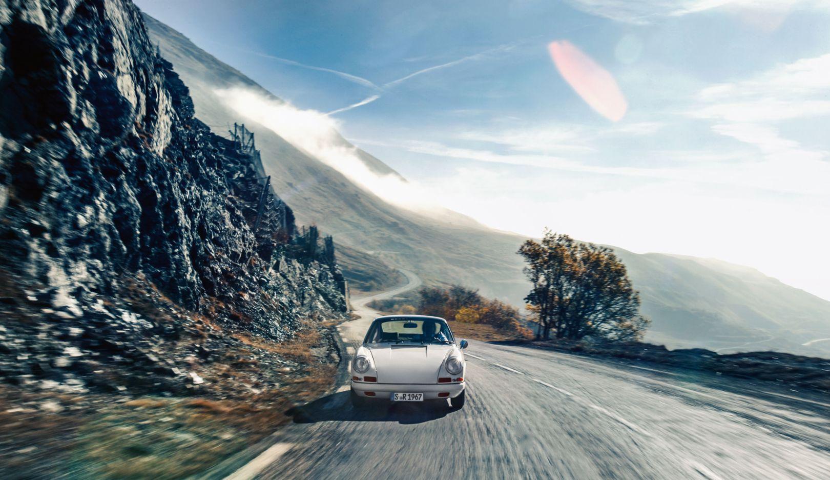 1967 911 R, 2017, Porsche AG