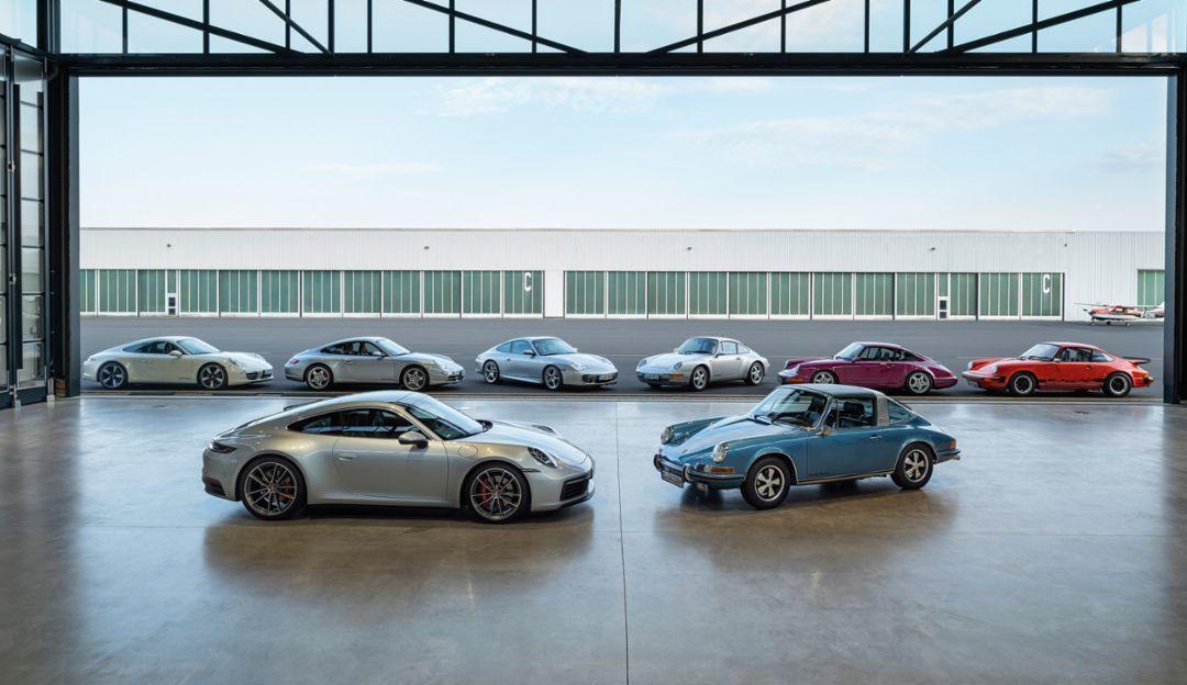 911 C Series, G Model, 2019, Porsche AG