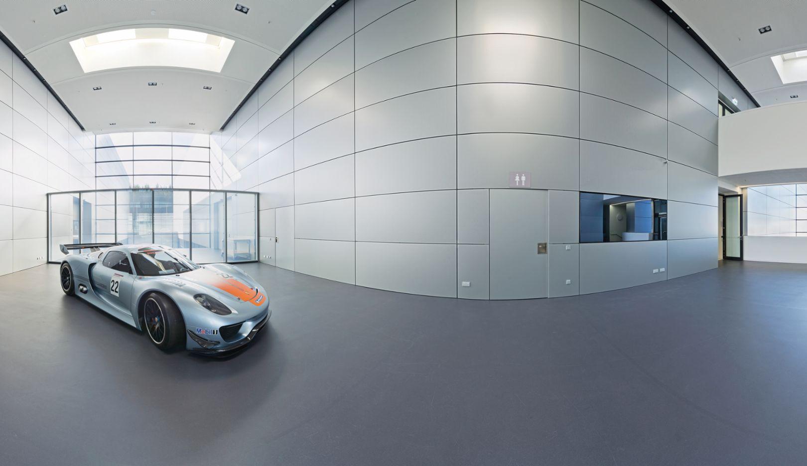 918 Spyder, Weissach, 2014, Porsche AG