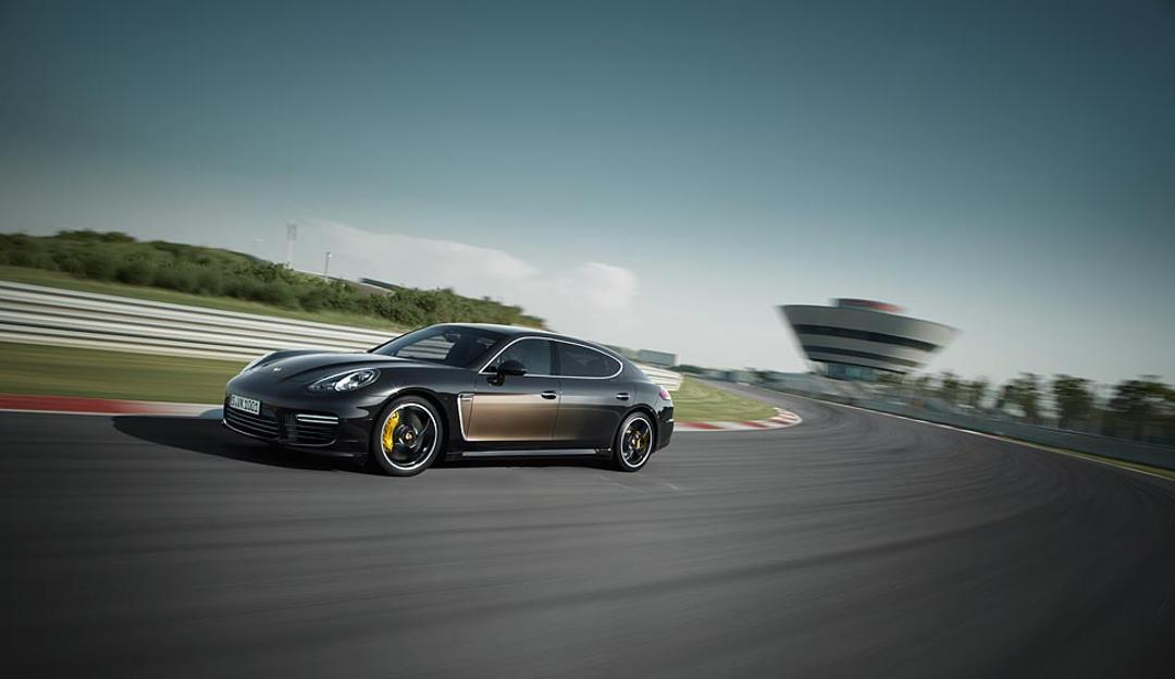Panamera Turbo S Executive, Panamera Exclusive Series, 2014, Porsche AG
