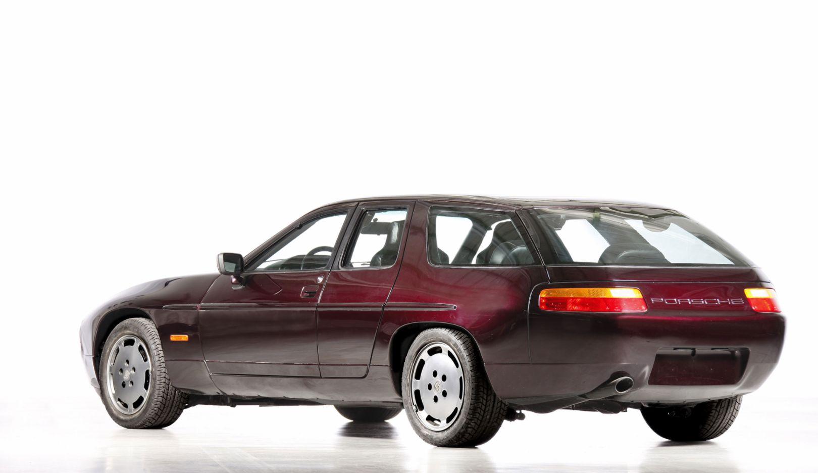 928 Viersitzer Studie (viertürig) von 1988, 2017, Porsche AG