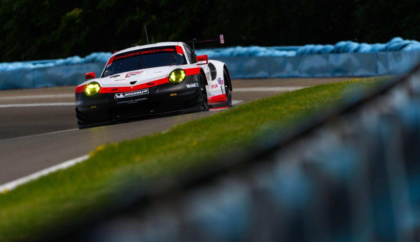 911 RSR, IMSA WeatherTech Sportscar Championship, 6. Lauf, Bowmanville/ Kanada, 2017, Porsche AG