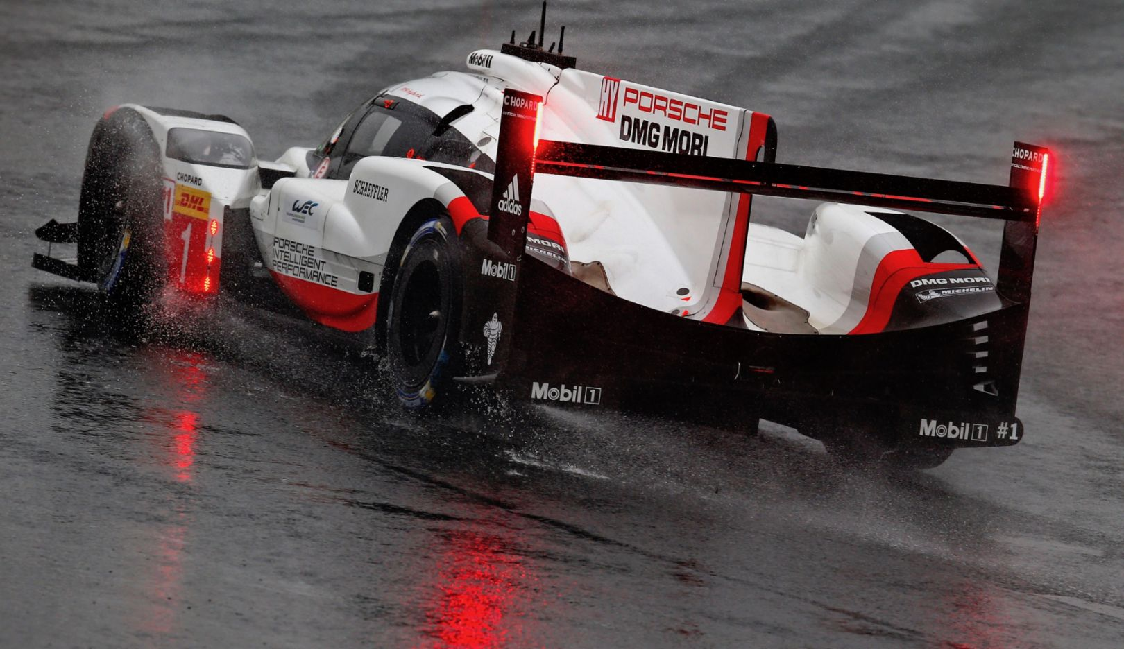 919 Hybrid, WEC, race, Fuji, 2017, Porsche AG
