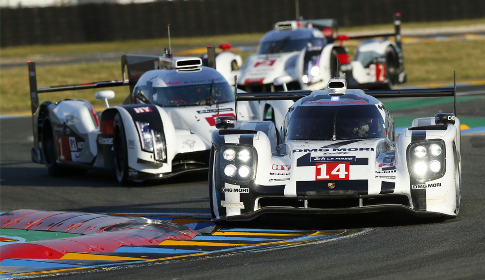919 Hybrid, Le Mans, 2014, Porsche AG
