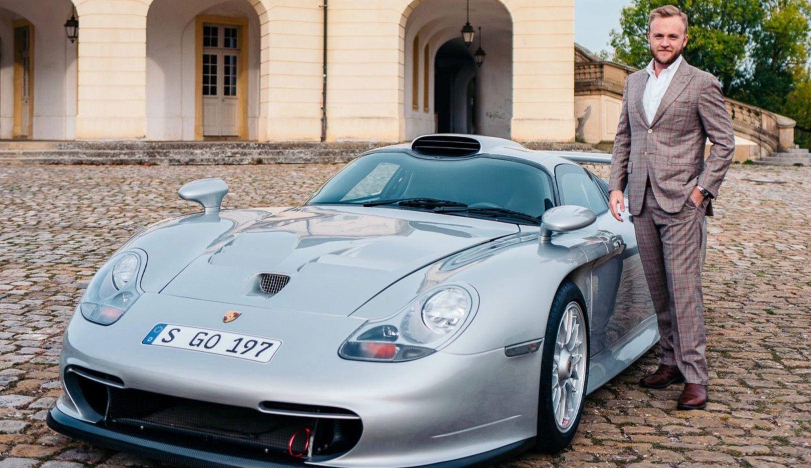 Ted Gushue, Porsche GT1, 2018, Porsche AG