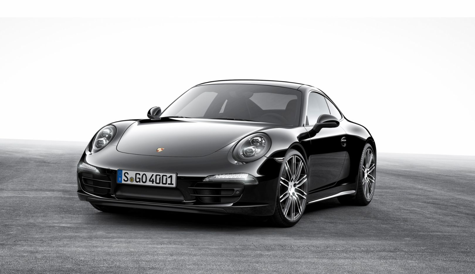 911 Carrera Black Edition, 2015, Porsche AG