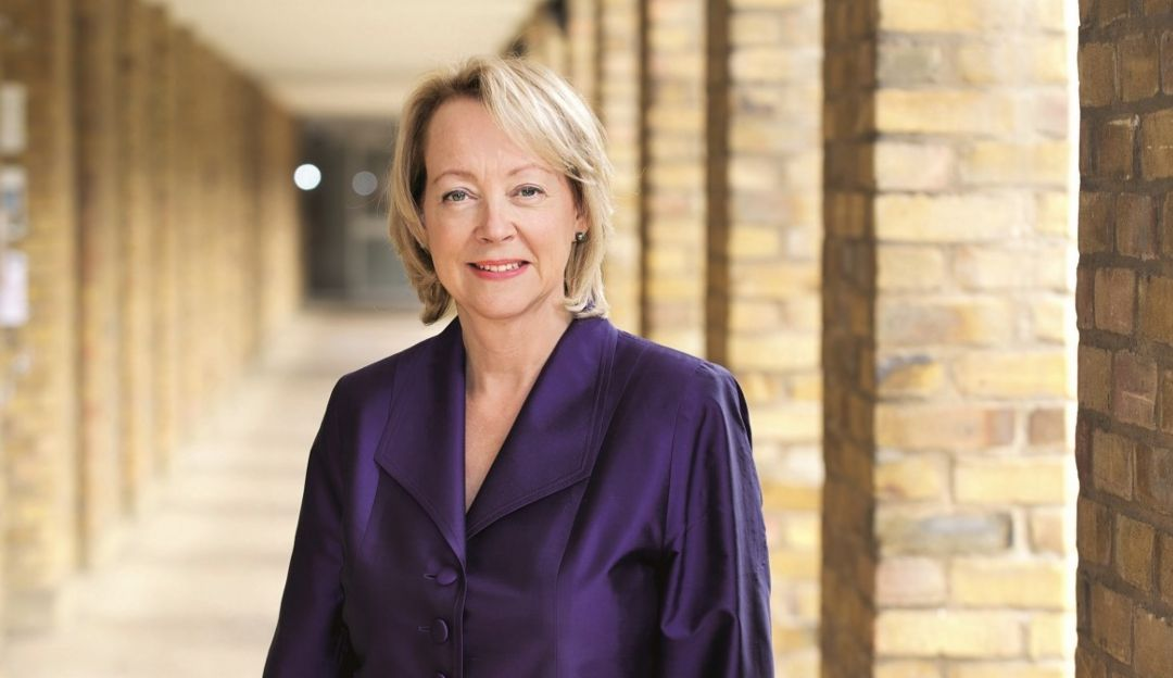 Lynda Gratton, professor of management practice at London Business School, 2019, Porsche AG