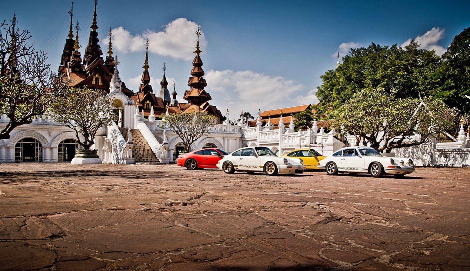 Thailand, 2019, Porsche AG