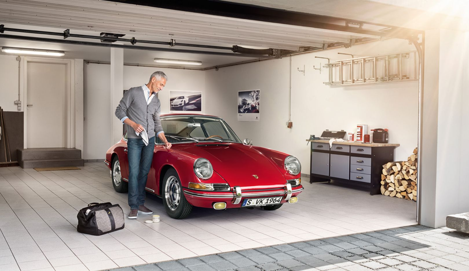 Porsche Classic, 2015, Porsche AG