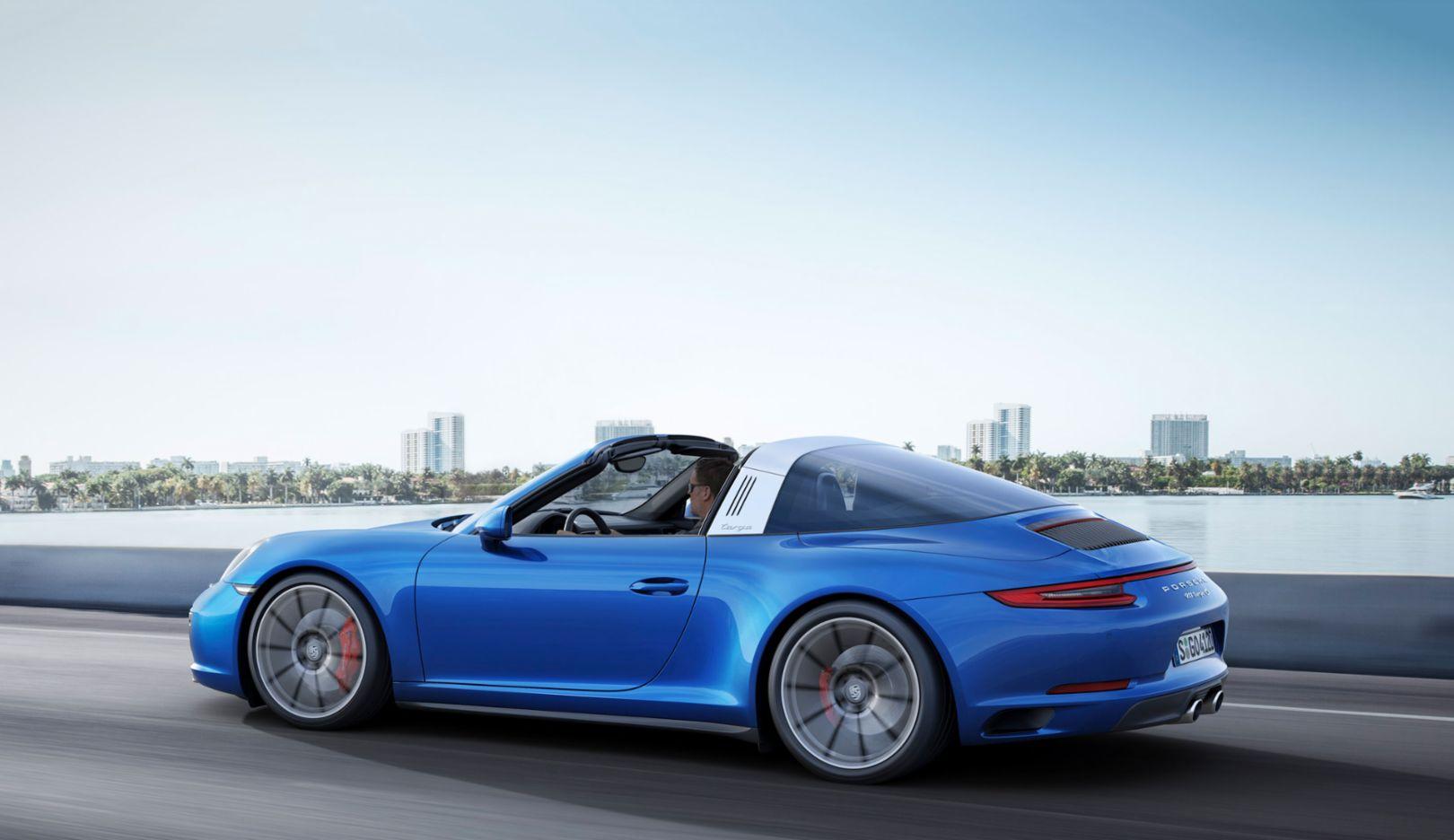 911 Targa 4S, 2015, Porsche AG