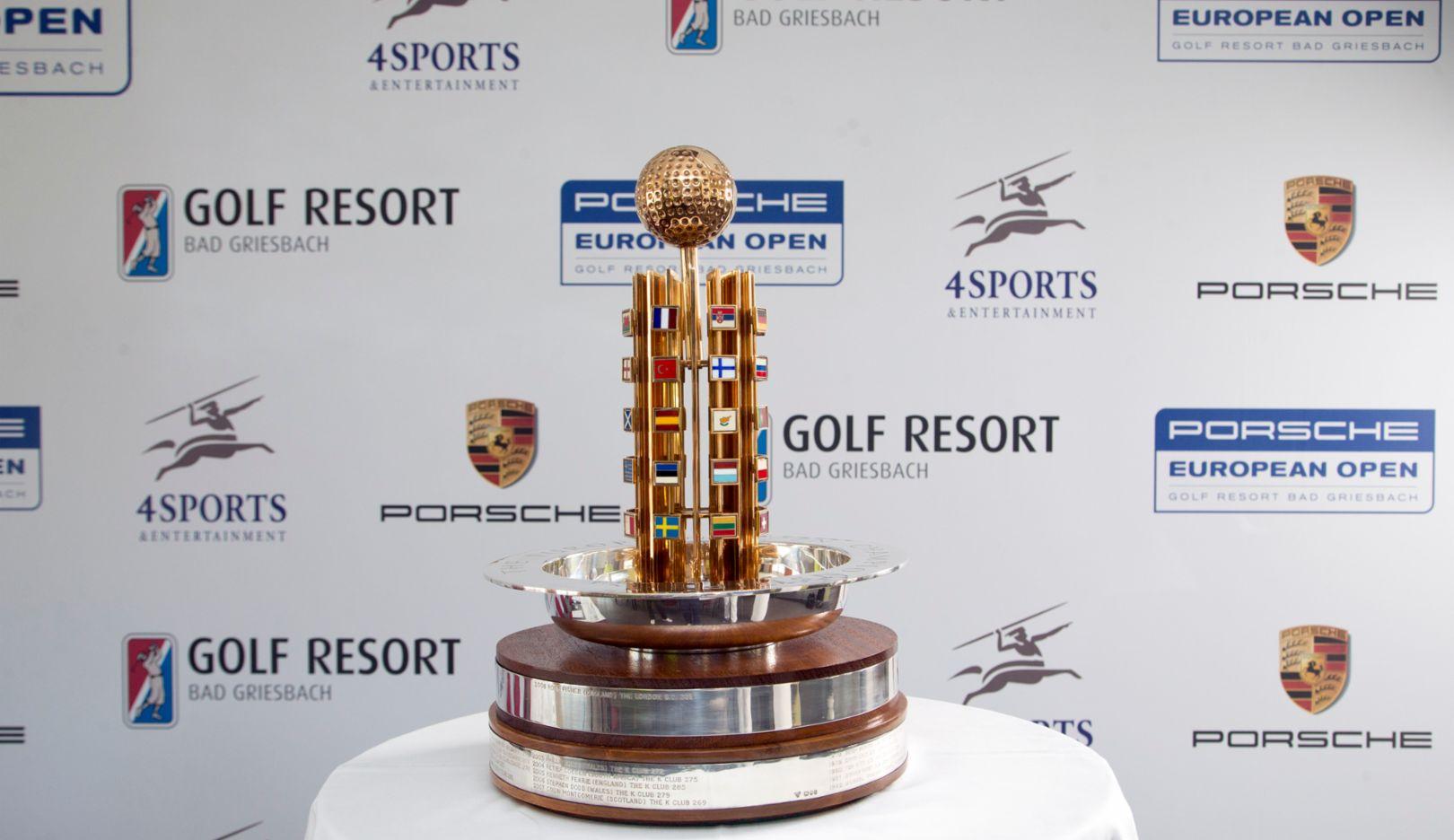 Porsche European Open Trophy, Golfresort Bad Griesbach, 2015, Porsche AG