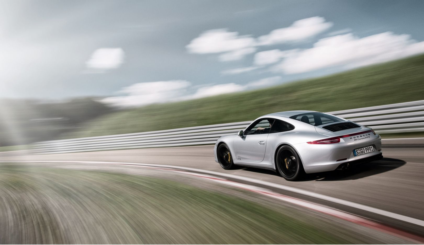911 Carrera 4 GTS, 2014, Porsche AG