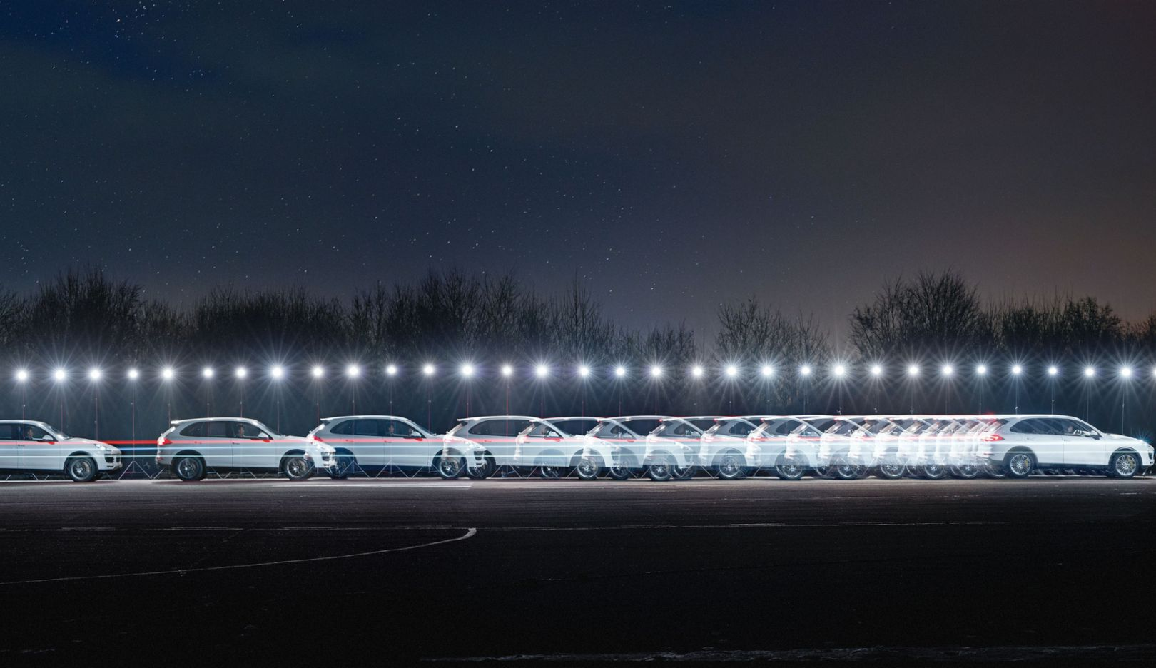 Porsche Cayenne Turbo S, Stuttgart, 2015, Porsche AG