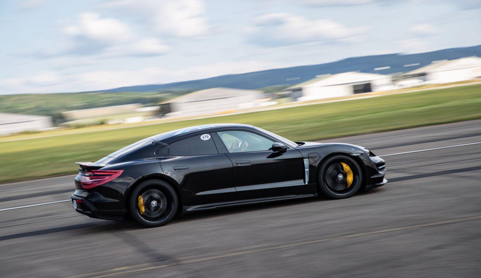 Taycan, 2019, Porsche AG