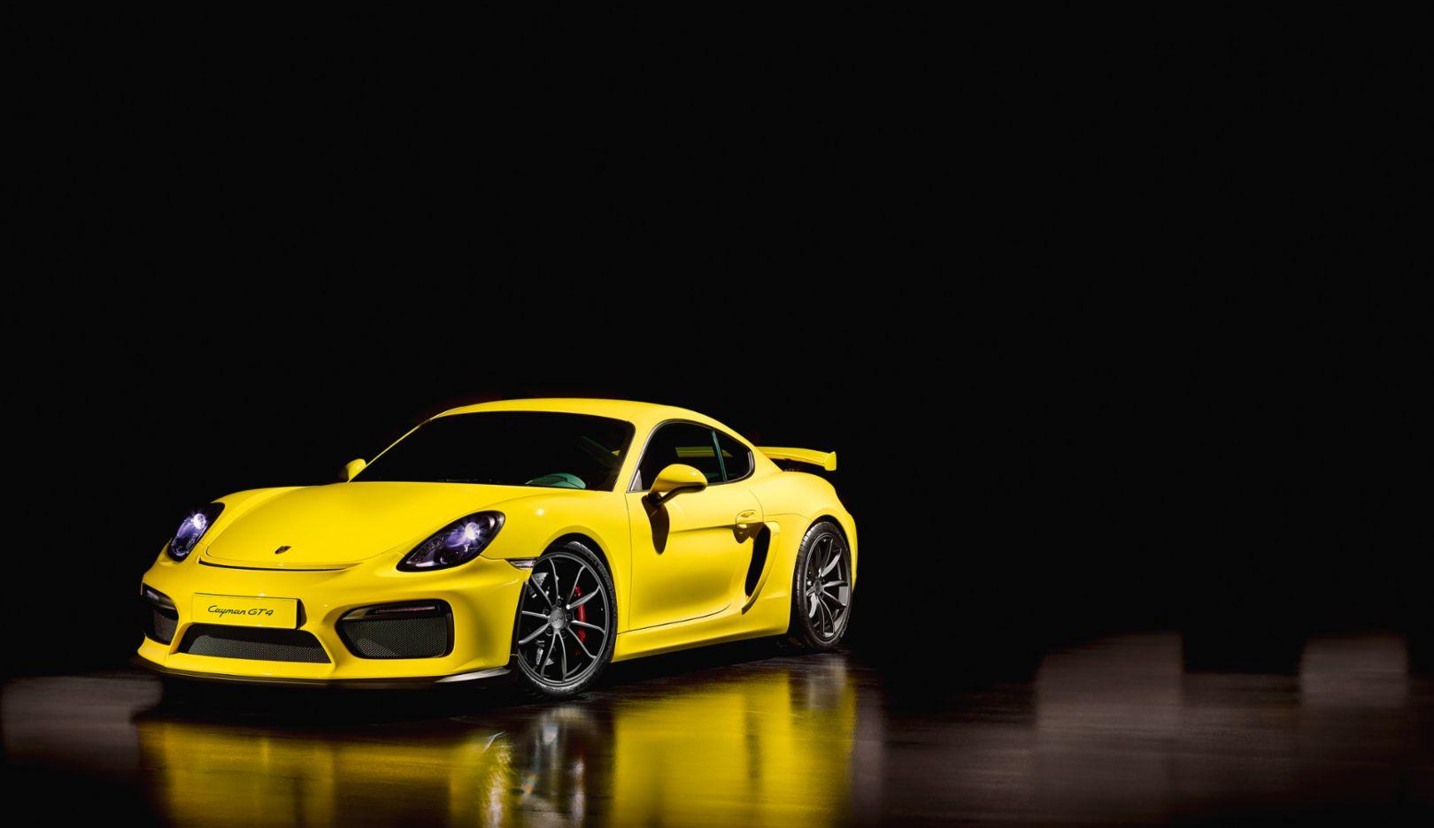 GT4, 2015, Porsche AG