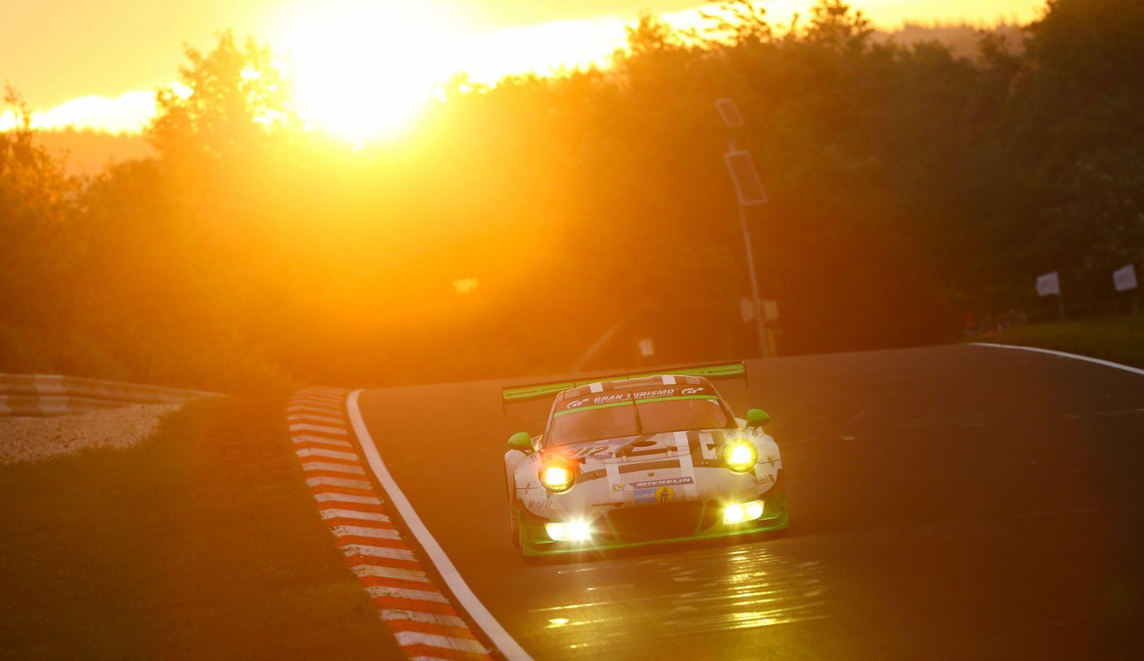 Porsche 911 GT3 R, Manthey Racing, Nürburgring, 2016, Porsche AG