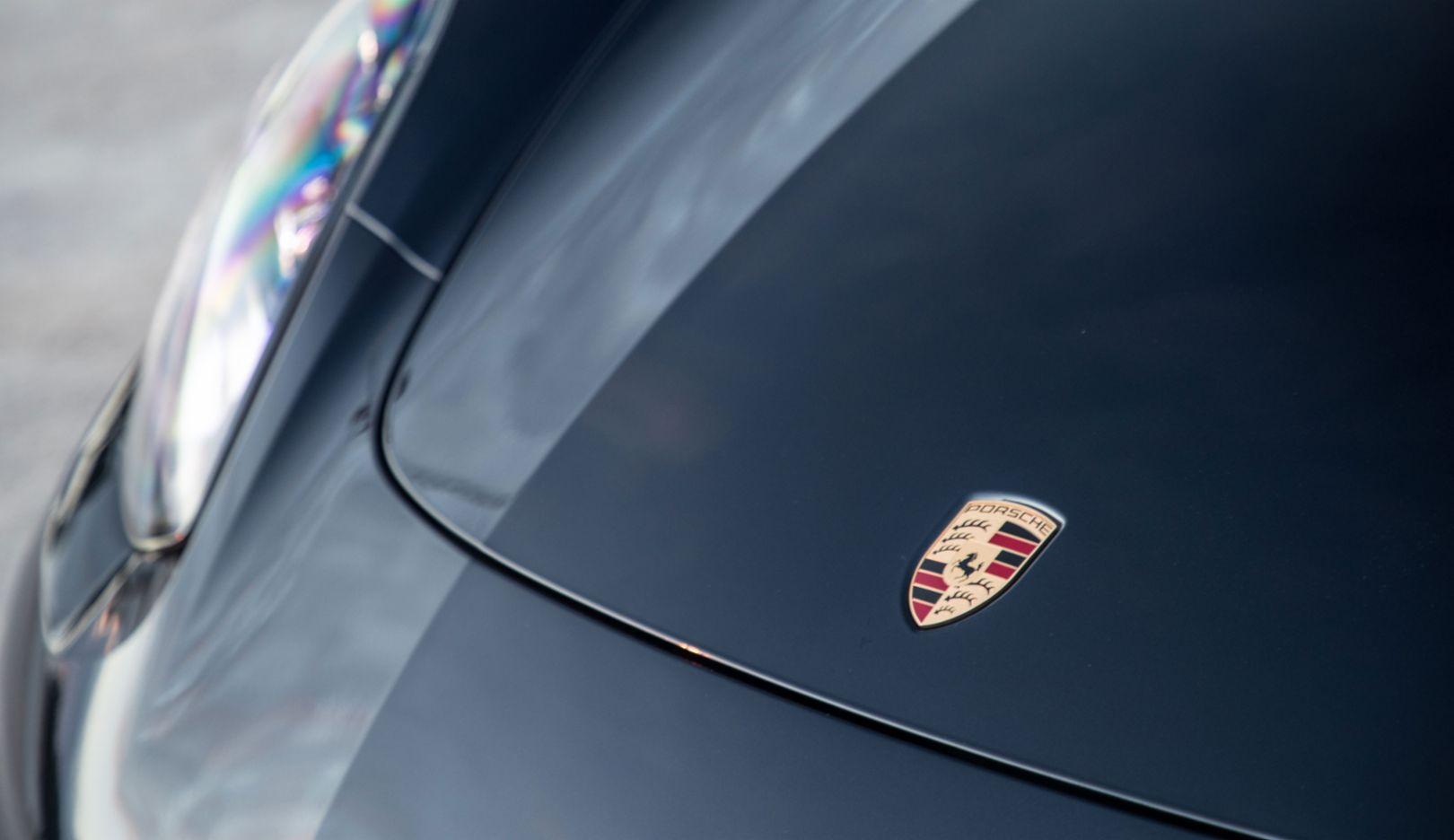 Bonnet, 2018, Porsche AG